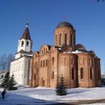 Церковь Петра и Павла и церковь Св. Варвары.