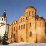 Петропавловская церковь и Церковь Св. Варвары